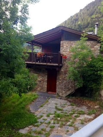 Un chalet  en la montaña (ENCAMP) - Encamp - Huis