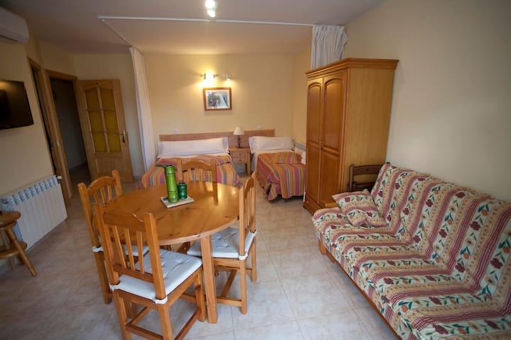 Apartamento 3 personas - Calaceite - Apartment