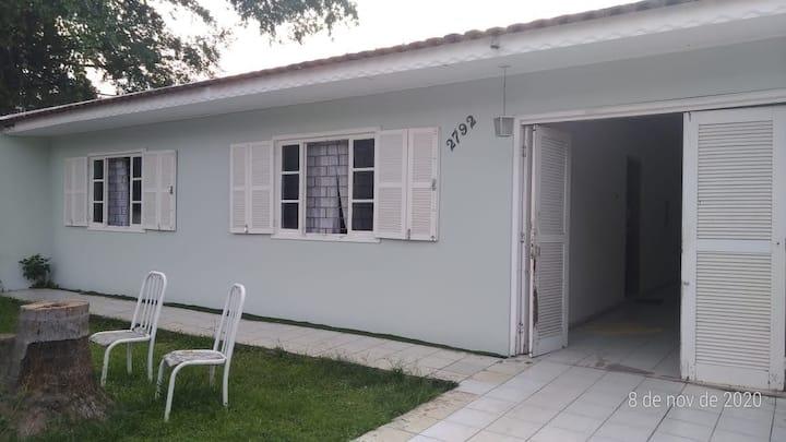 Casa da frente em Itapoá - SC Balneário Brasília