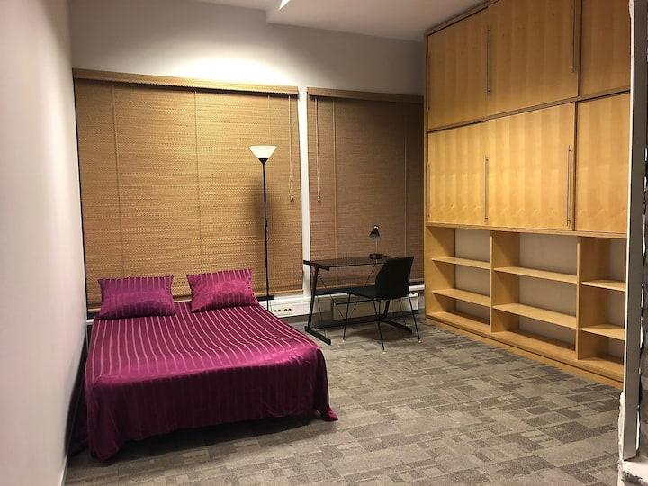 A room in the heart of Tallinn