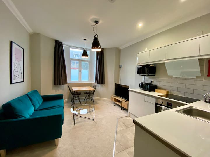 Stylish One Bedroom Apartment Near Parks & Centre