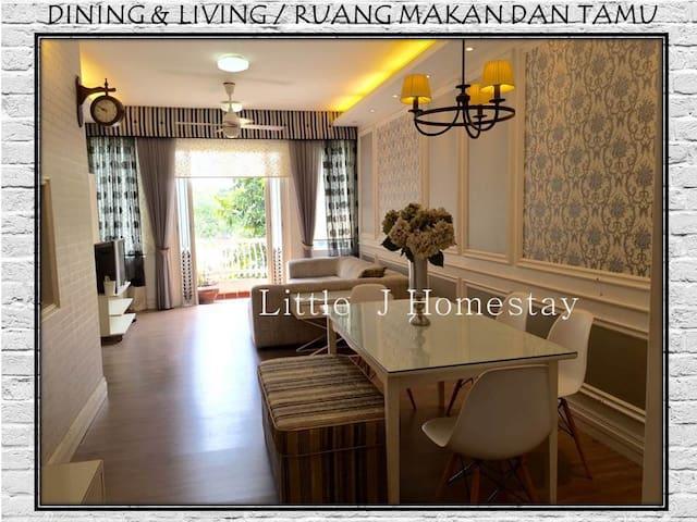 KONDO DE'ROZELLE - Petaling Jaya - Lägenhet