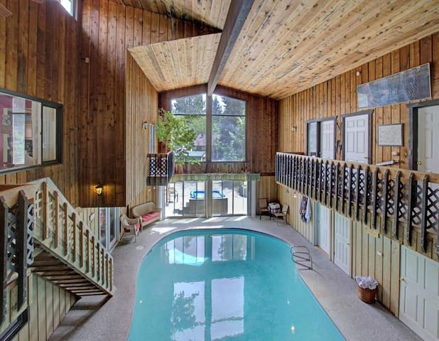 Rekrazy Lodge and Hot Springs - Unit A