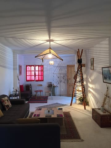 Mystic home