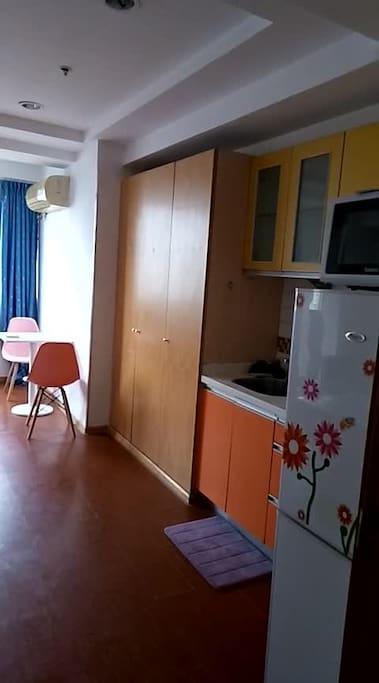 厨房、衣柜