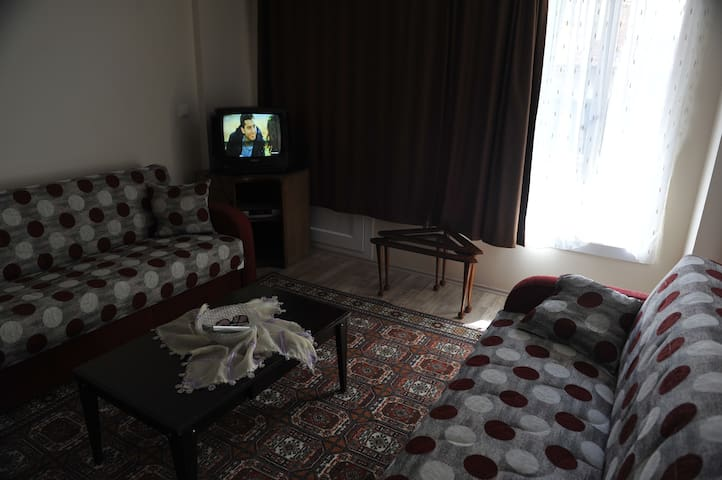 Rahat ve Merkez'de - Dikili - Appartement