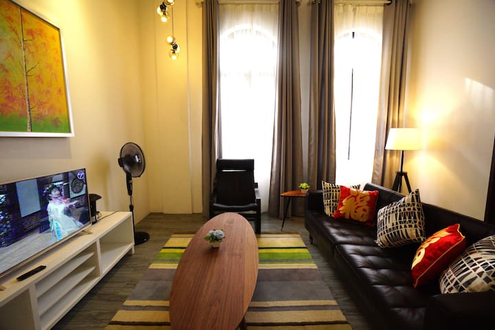 Ipoh Old Town Heritage Apartment A