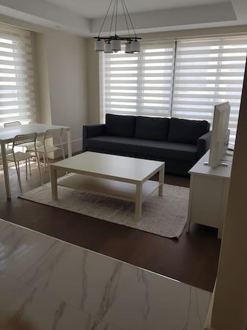 Elsiyum Art Ofton Project Residence apartment