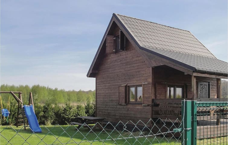 Holiday cottage with 2 bedrooms on 50m² in Mscice