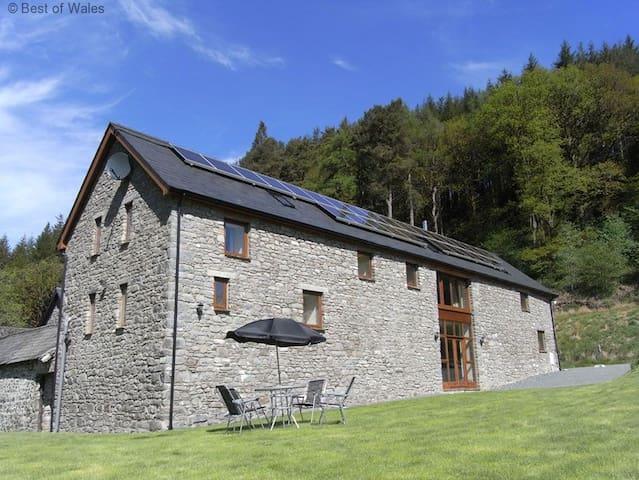 Llety Llanwrtyd - Llanwrtyd Wells - Haus