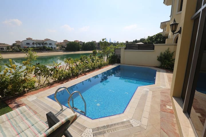 Luxury 4 Bedroom Fully Furnished - Dubaj - Dom