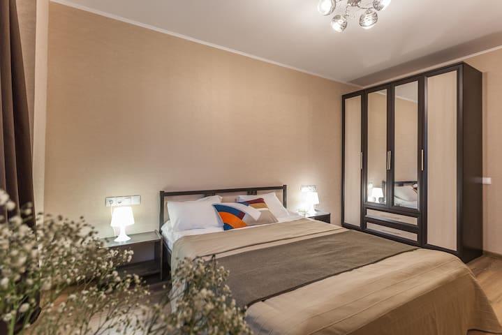 Новая квартира  недалеко от Пушкина и Петергофа - Gorelovo - อพาร์ทเมนท์