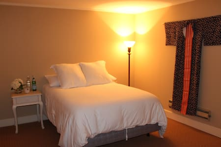 Quaint-private room in midtown/Ansley Park/POOL - Atlanta - House