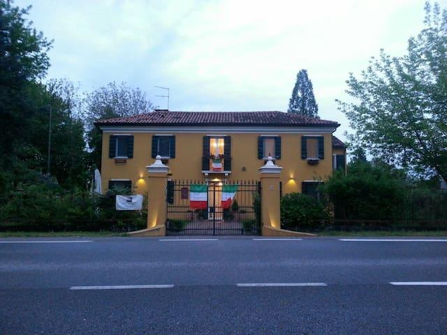 Medoacvs B & B Venice Mainland - Fiesso - 家庭式旅館