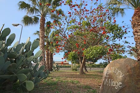 Villa Irene, a pochi km da Cefalù, 150 mt spiaggia - Piana Calzata - 别墅
