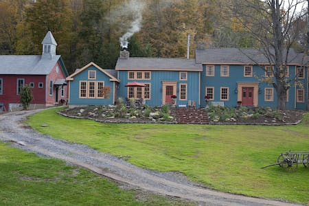 Blueberry Brooke Bed and Breakfast - Deansboro - Bed & Breakfast