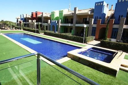 Modern apartment in Cabo Roig WIFI Orihuela Costa