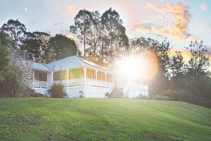 The Grounds, Byron - An Oasis in the Hinterland - Federal - Ev