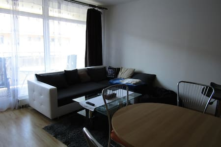 Apartment at city center of Liberec, parking place - Flat