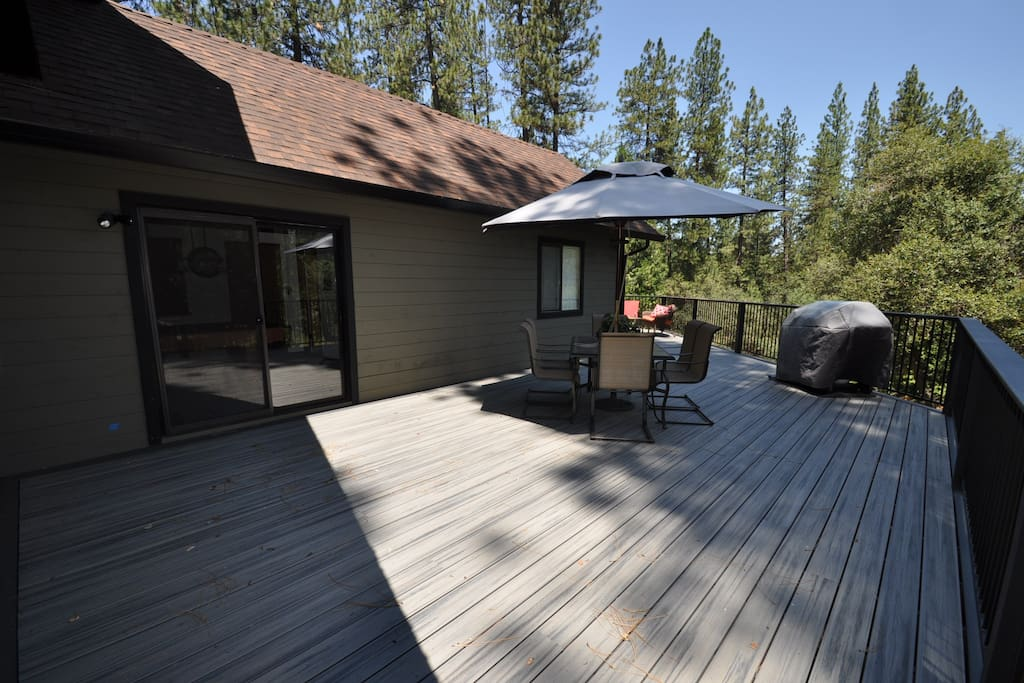 Cabina DeAlba. Pine Mountain Lake vacation rental, located just 25 miles from the entrance of Yosemite, Hwy 120 corridor. Unit 2 Lot 157