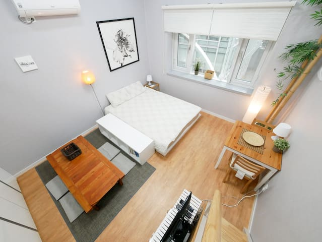 [Renovated Flat] DongDaeMun Zen Loft