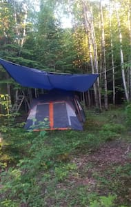 420 friendly Hippie camping Paradise.