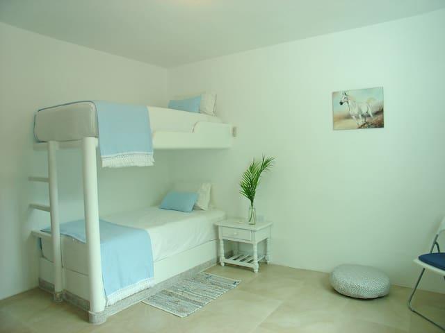 Bedroom 4 - Bunk Bed