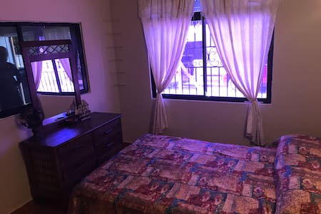 Apart #1: Cozy One Bedroom at 1st floor