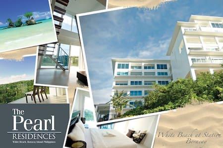 Serviced Studio+Balcony Boracay st1 - Malay - Appartement