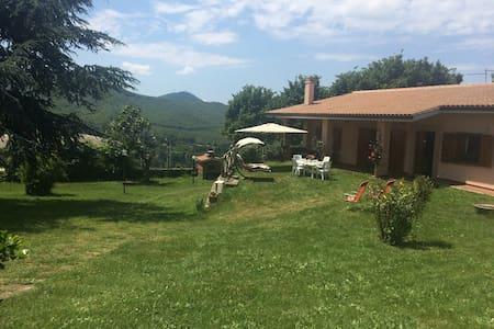 DOMVS TVSCVLVM - VILLA PANORAMICA - Rocca Priora - Villa