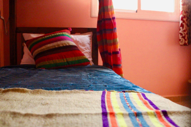 Quadruple Dorm Room