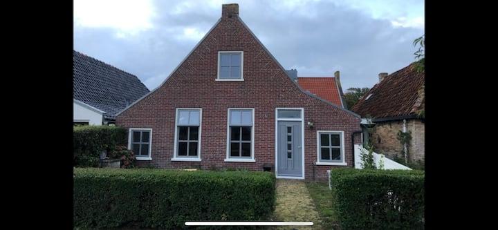 Vrijstaande (Vakantie) woning op Schiermonnikoog
