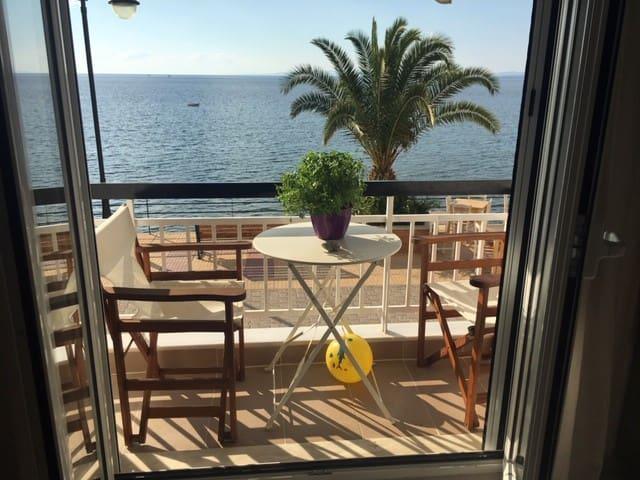 Saronic Balcony Sea View