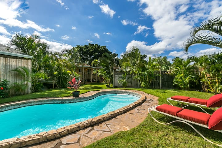 Welcome Back! House with Private Pool (Honu Kai)