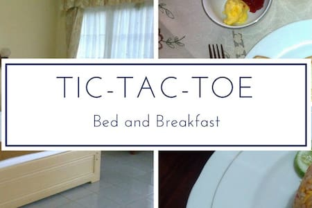 Tic- tac-toe Bed and Breakfast