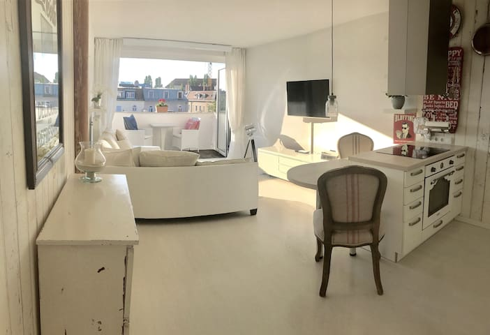 Fully furnished flat in the heart of Munich