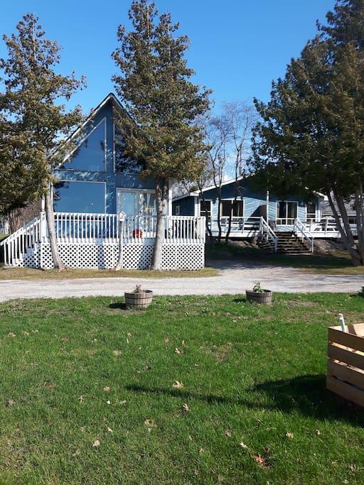 1-3 bedroom cottages