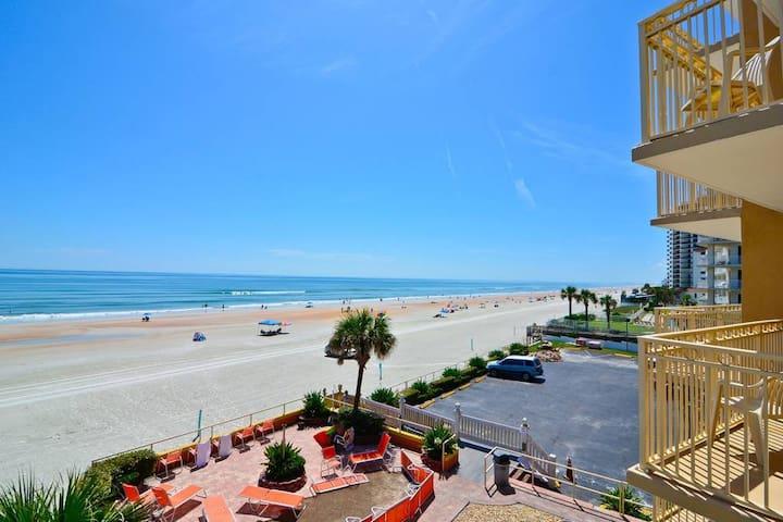 Daytona Beach Shores Hotel Ocean View Suite