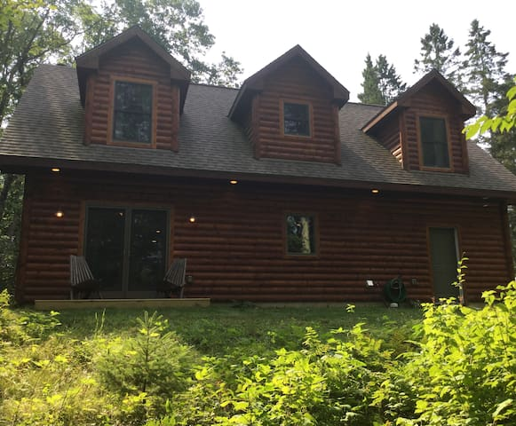 Charming Cabin on Reed Lake, Hayward WI