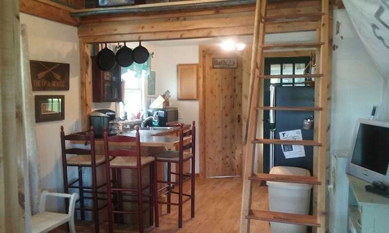 Cottage on Champlain - North Hero - Cabane