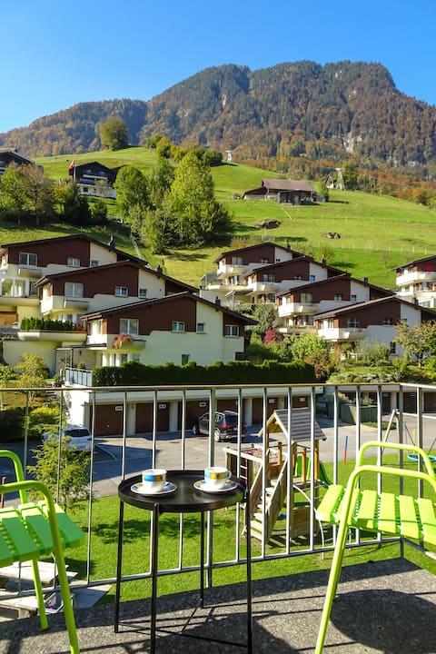 スイスの中心街を探索しよう!