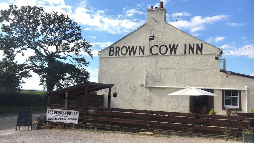 Brown Cow Inn, Waberthwaite.