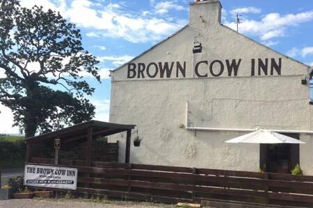 Brown Cow Inn, Waberthwaite. - Waberthwaite - Bed & Breakfast