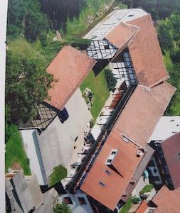 Unterkunft für Handwerker und Naturfreunde - Jena - Casa de hóspedes