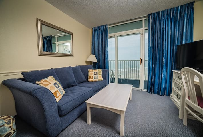 1BR OF Condo, Seawatch North Tower 611, South MB