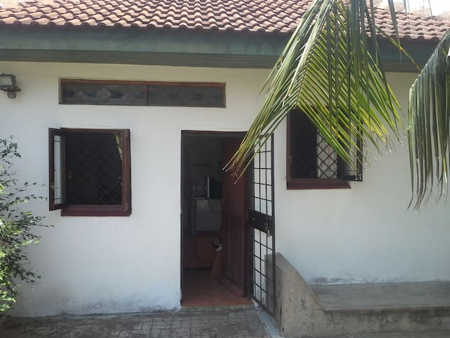 Great cottage in a secure gated community.
