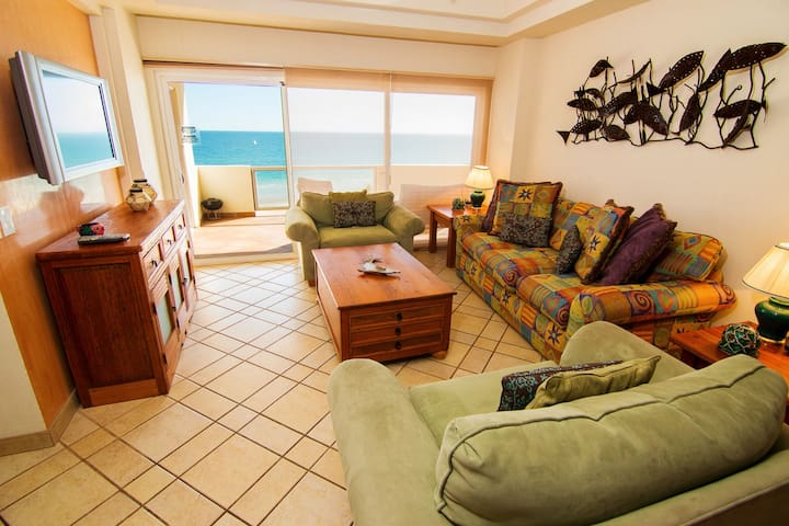 View of sea of Cortez from Family Room