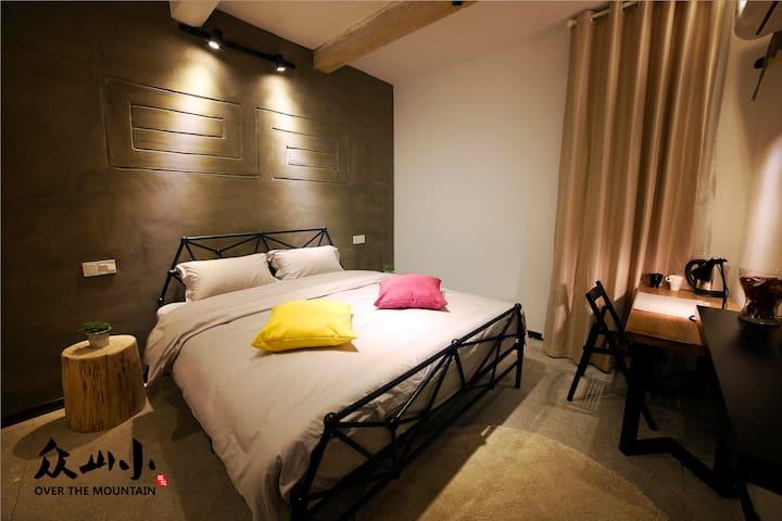泉州众山小国际青年旅舍LOFT风格大床房 - Quanzhou - Other