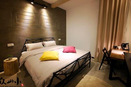 泉州众山小国际青年旅舍LOFT风格大床房 - Quanzhou - Overig