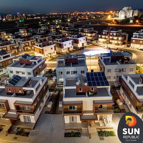 Sun Apartments Sandy
